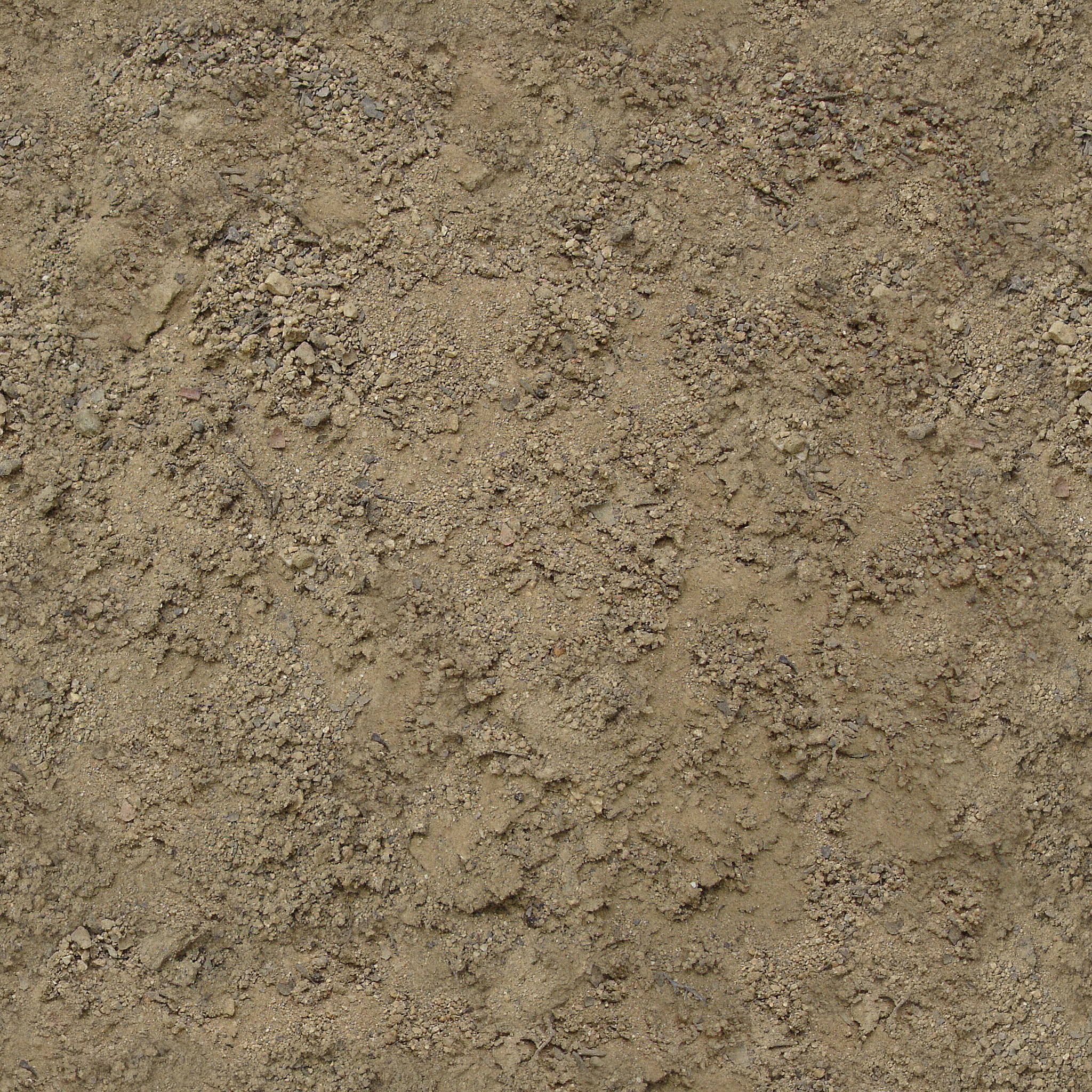 Earth/Ground texture #1 - Seamless - 2K