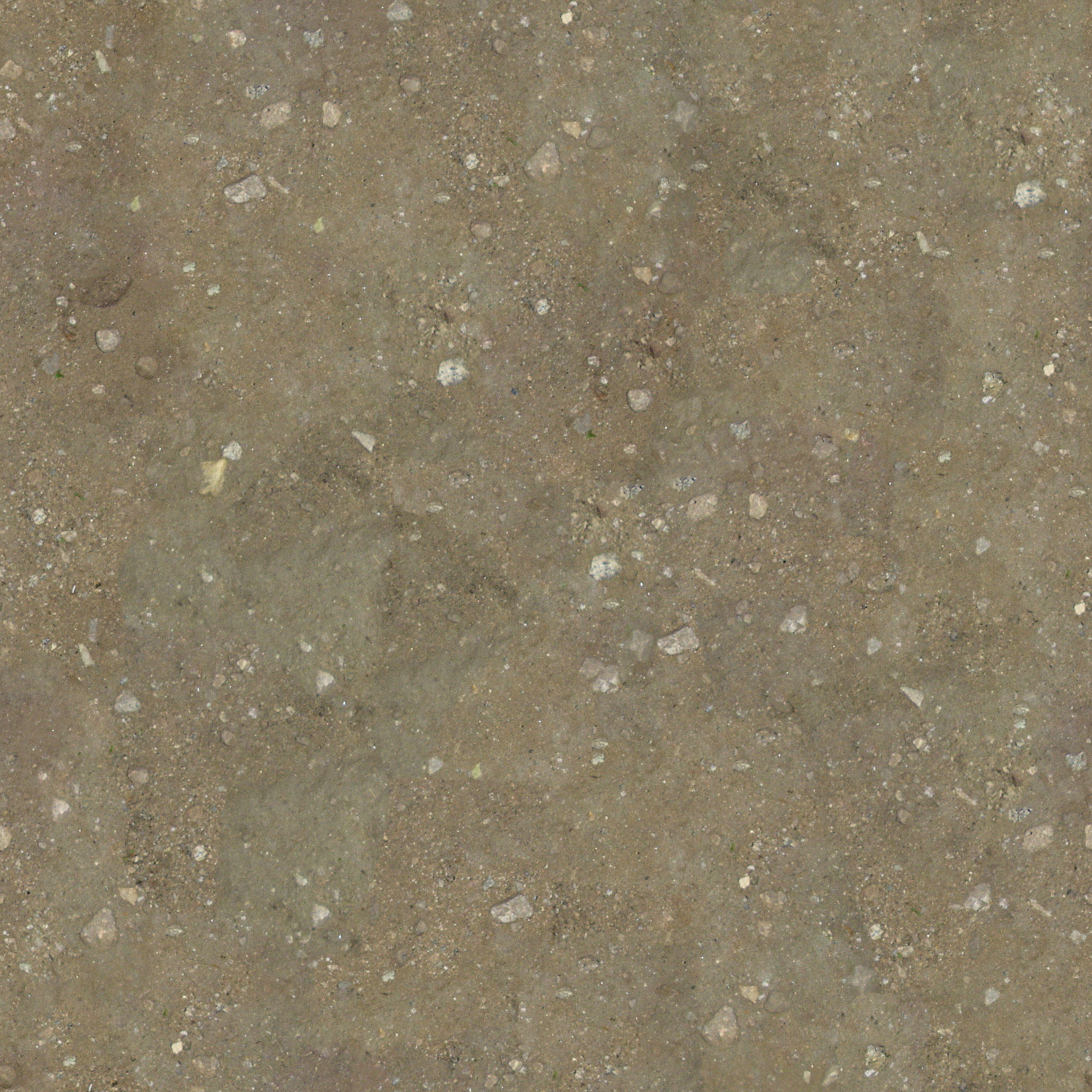 Earth/Ground texture #2 - Seamless - 2K