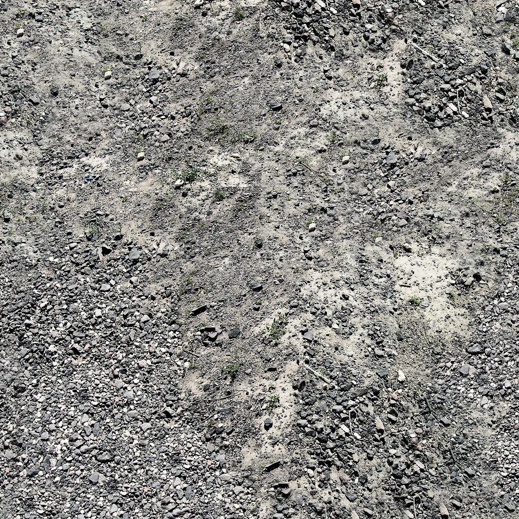 Earth/Ground texture #4 - Seamless - 1K
