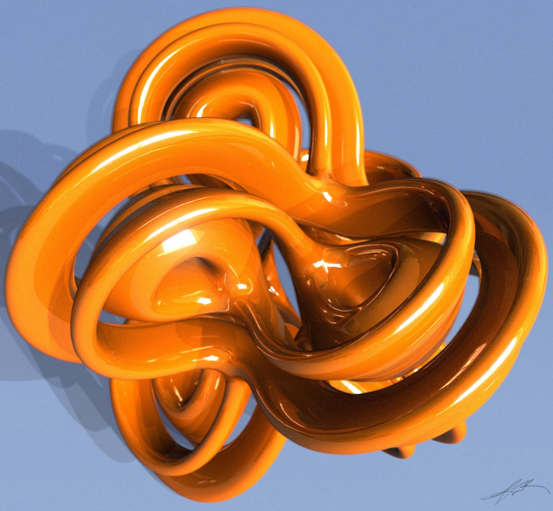 "TopMod Mesh - ""Orange"""
